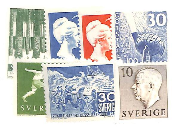 1954-59 Sweden