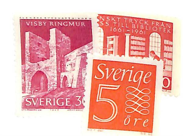 1961-65 Sweden