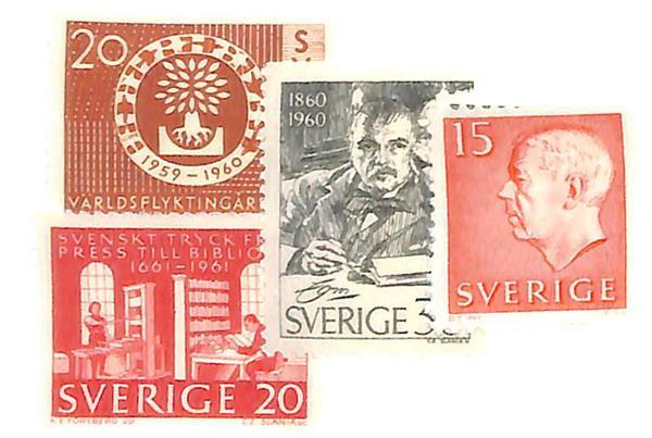 1960-61 Sweden