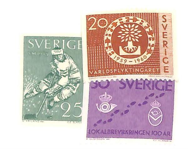 1960-63 Sweden