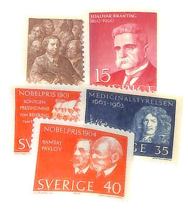 1960-64 Sweden
