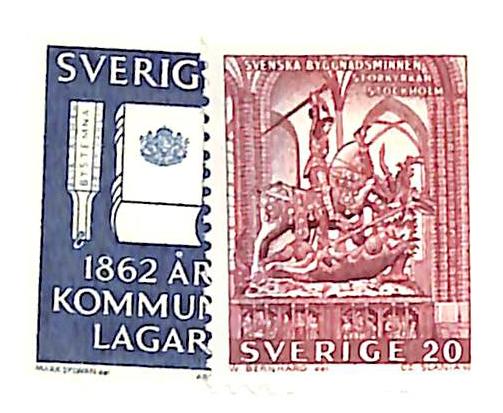 1962 Sweden
