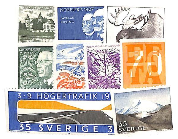 1962-67 Sweden