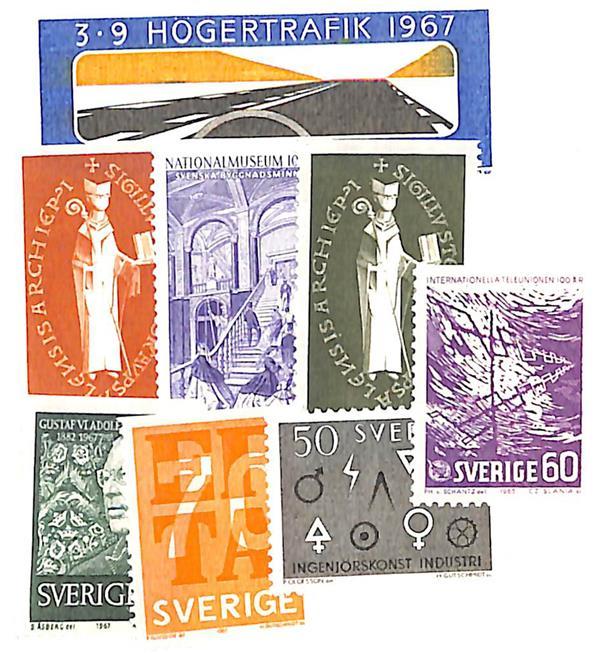 1963-67 Sweden