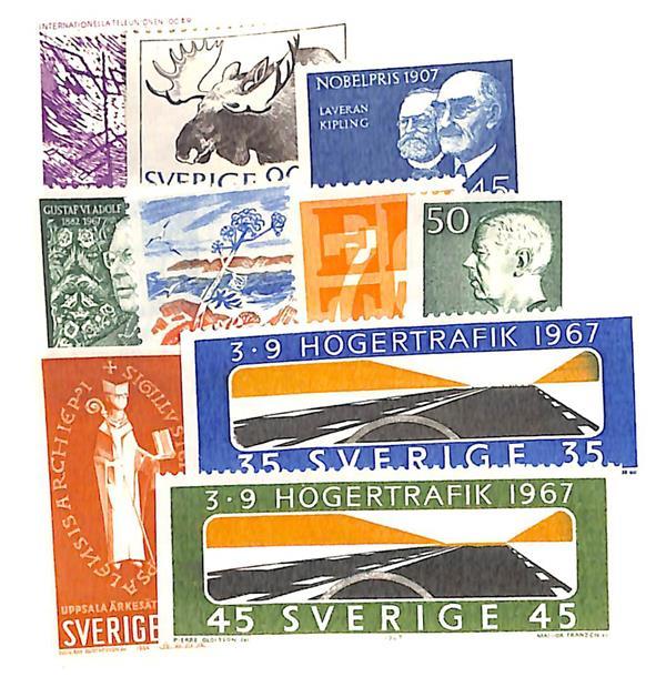 1964-69 Sweden