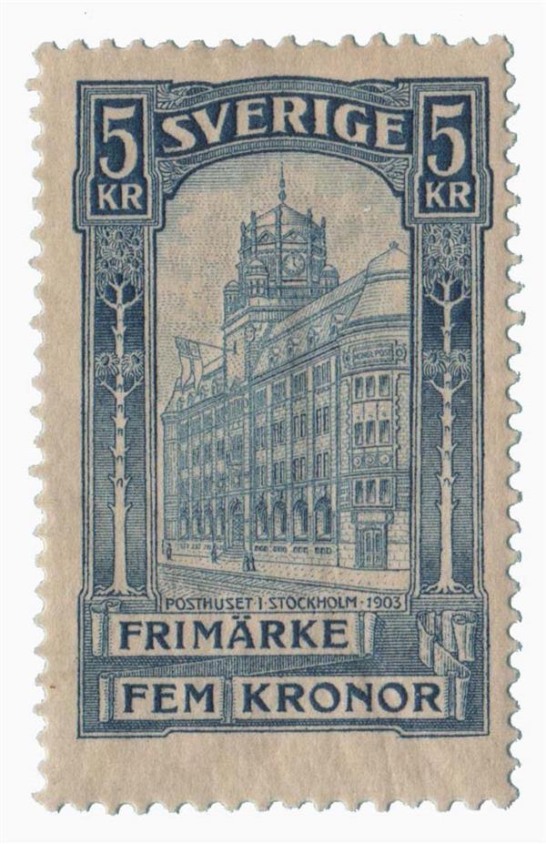 1903 Sweden