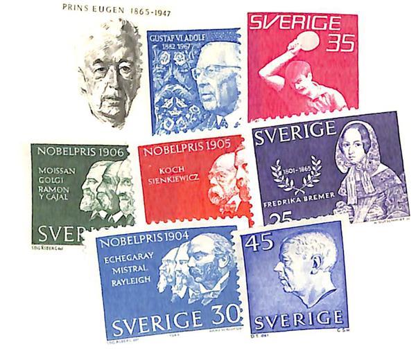 1964-67 Sweden