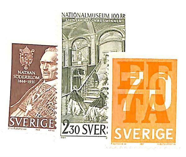 1966-67 Sweden