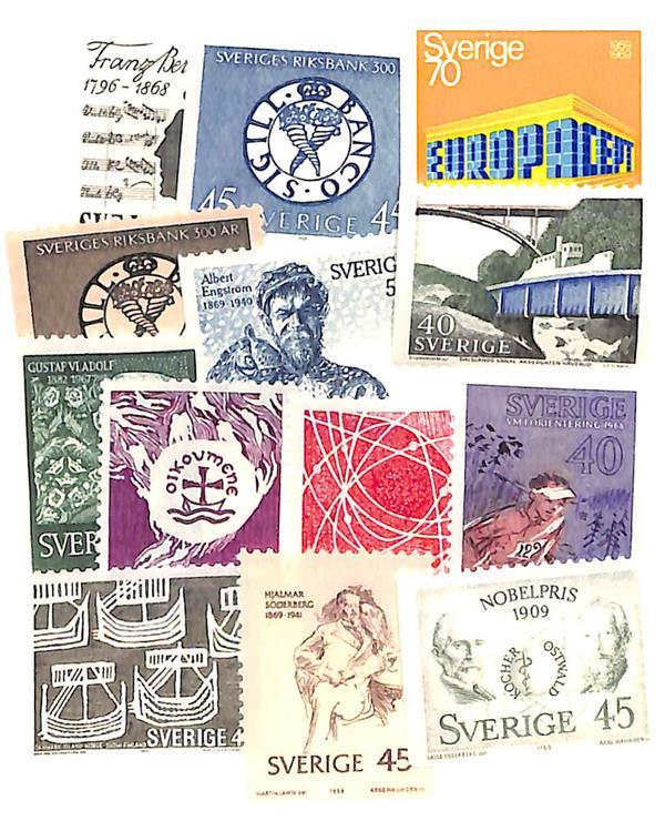 1967-69 Sweden