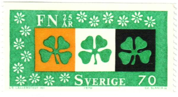 1970 Sweden