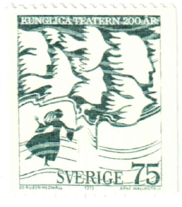 1973 Sweden