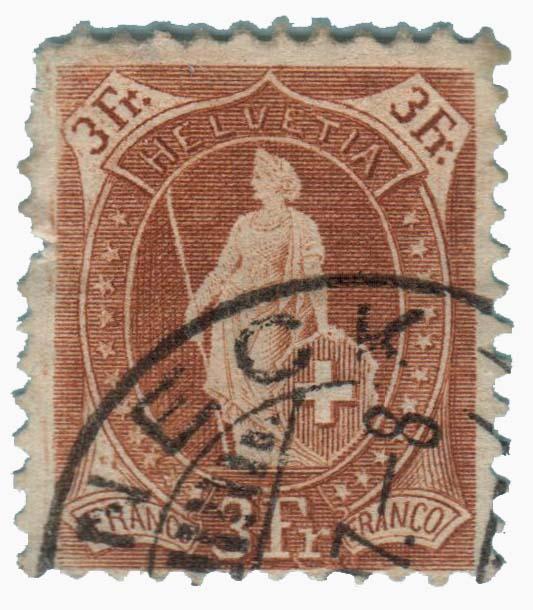 1907 Switzerland