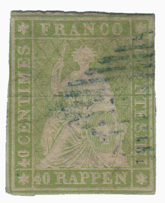 1854 Switzerland