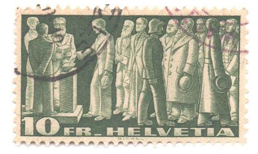 1938 Switzerland