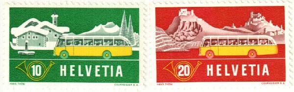 1953 Switzerland