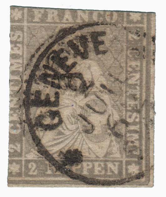1858 Switzerland
