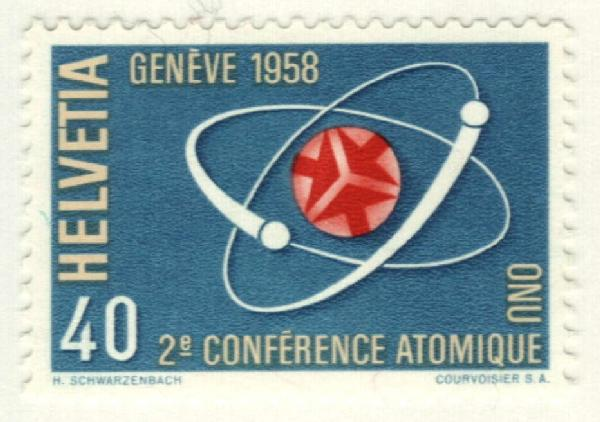 1958 Switzerland