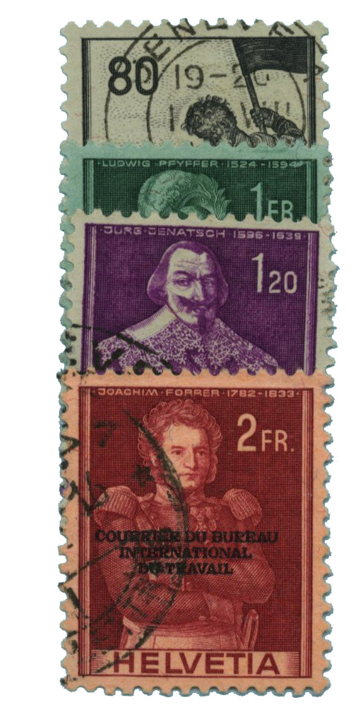1944 Switzerland