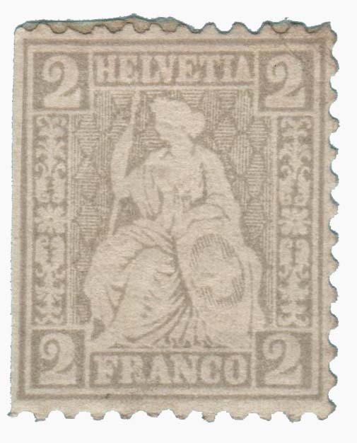 1862 Switzerland