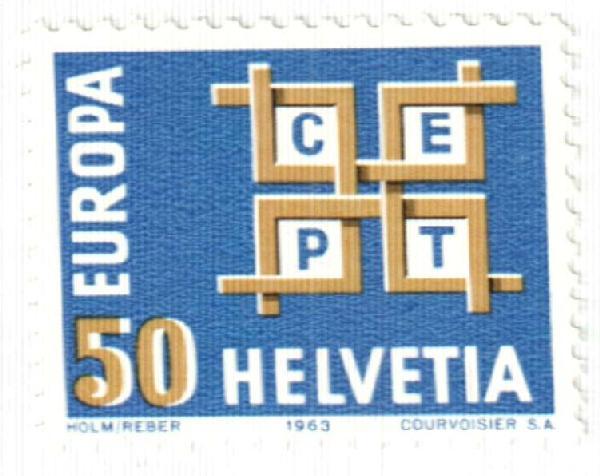 1963 Switzerland