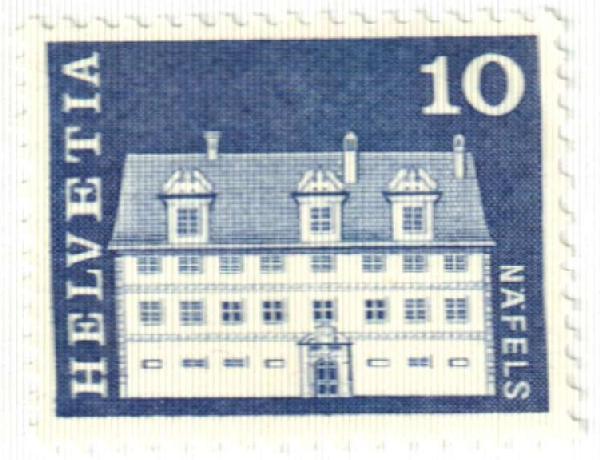 1968 Switzerland