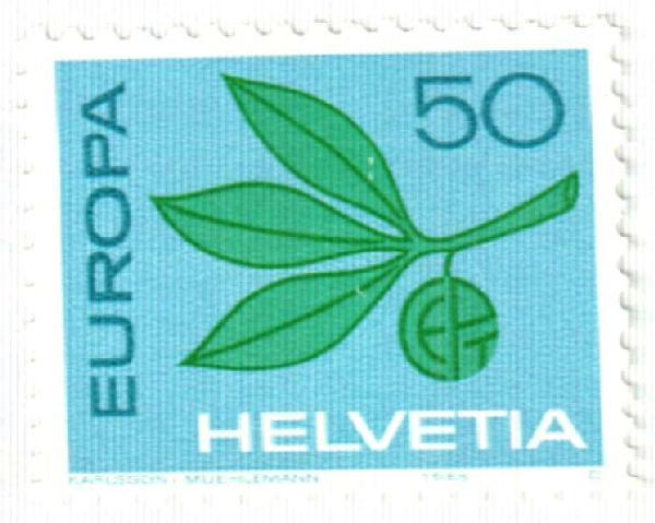 1965 Switzerland