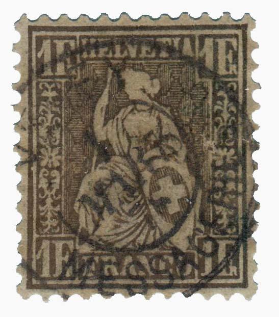 1864 Switzerland