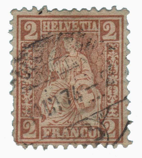 1867 Switzerland