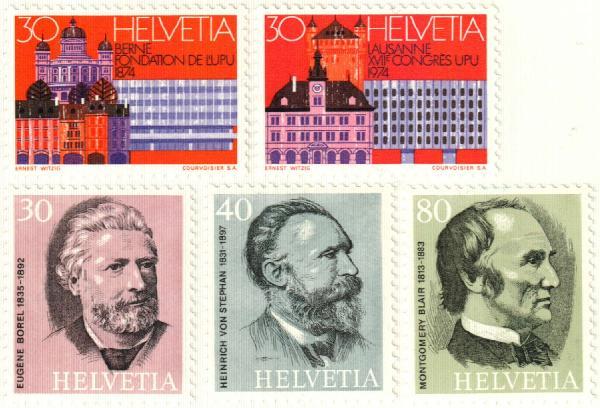 1974 Switzerland