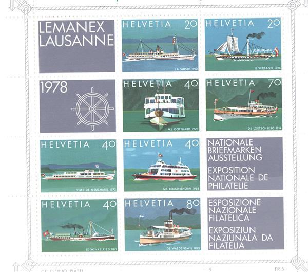 1978 Switzerland
