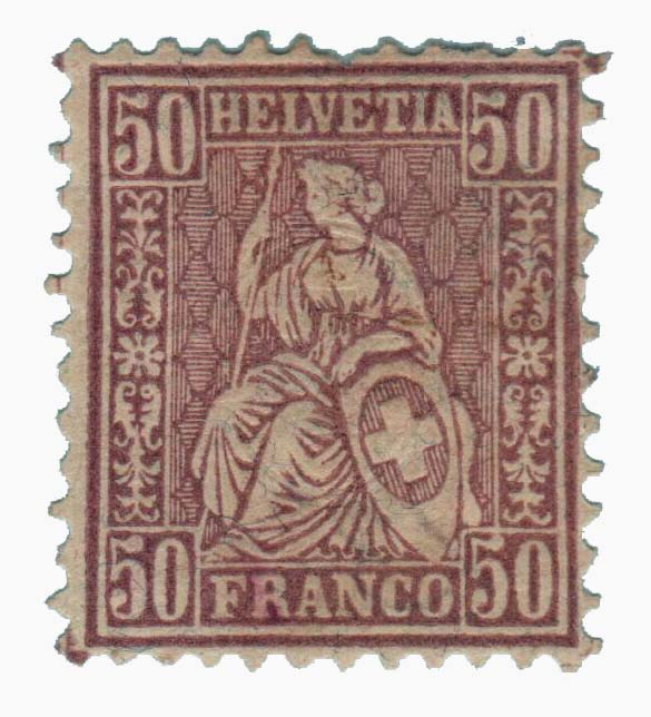 1881 Switzerland