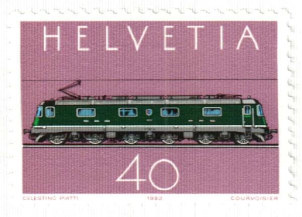 1982 Switzerland