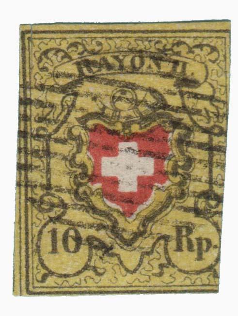 1850 Switzerland