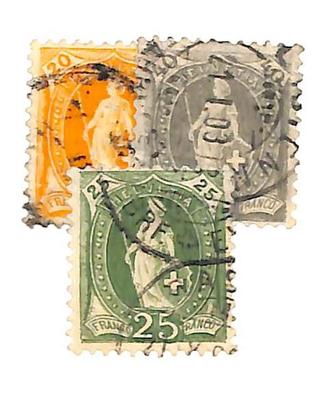1882-1904 Switzerland