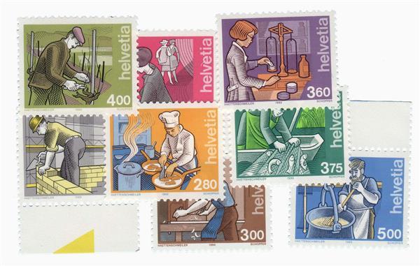1989-94 Switzerland