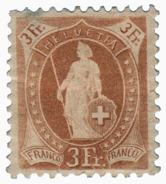 1891 Switzerland