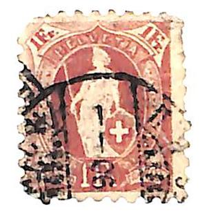 1888 Switzerland
