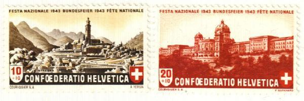 1943 Switzerland