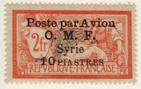 1922 Syria