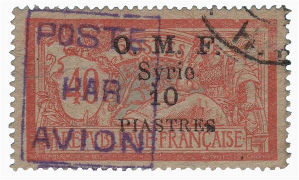 1920 Syria