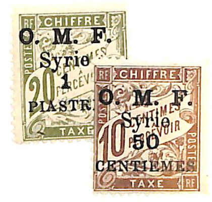 1921-22 Syria