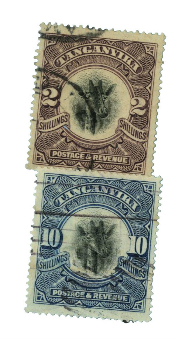 1922-25 Tanganyika