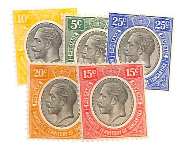 1927 Tanganyika
