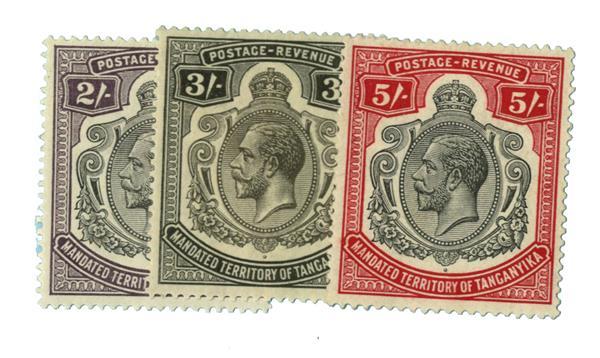 1927-31 Tanganyika