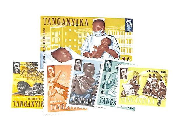 1961 Tanganyika