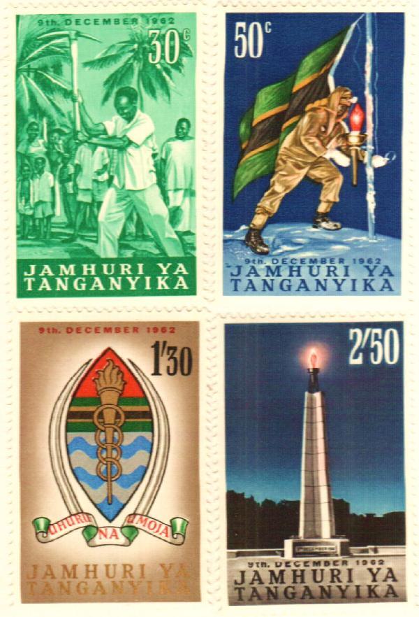 1962 Tanganyika