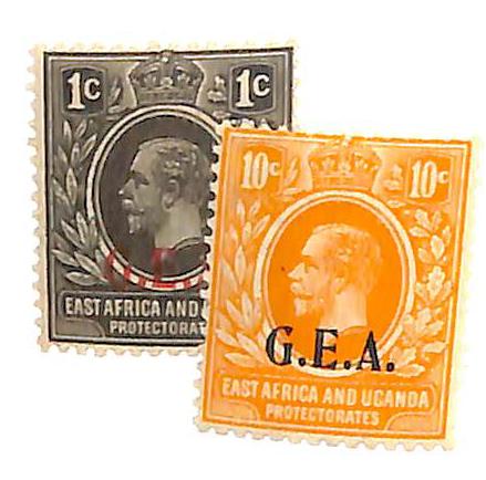 1922 Tanganyika