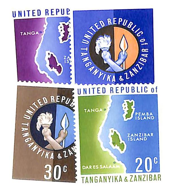 1964 Tanzania