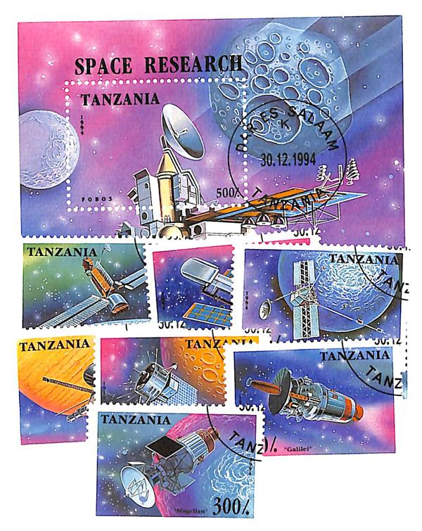 1994 Tanzania