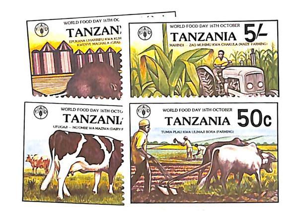1982 Tanzania